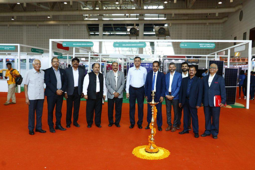 Vinod inaugurated Mega Expo Event, Gujarat along with Sri SJ Haider Commissioner